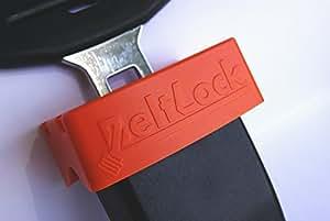 BeltLock - Arrête enfants Ouverture de la ceinture de sécurité fixer le siège auto dans une voiture