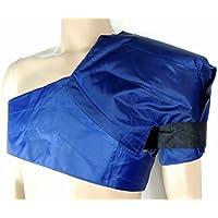 Kalt-Warm-Schulter-Wickel/-Kompresse - Hohe Gel-Menge Für Höchste Wirksamkeit - Komfortable Auslaufsichere Nylon-Hülle preisvergleich bei billige-tabletten.eu