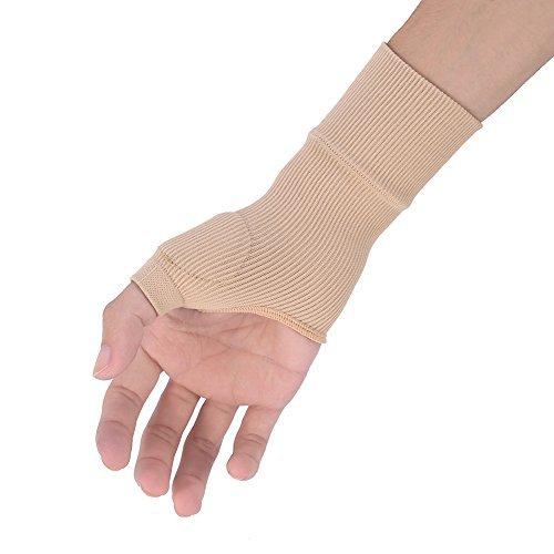 1 Paar Therapie Handschuhe Therapy Gloves Gel Gefüllte Daumen Hand Handgelenkstütze Arthritis Kompression Filled Thumb Hand Wrist Support Arthritis Compression -