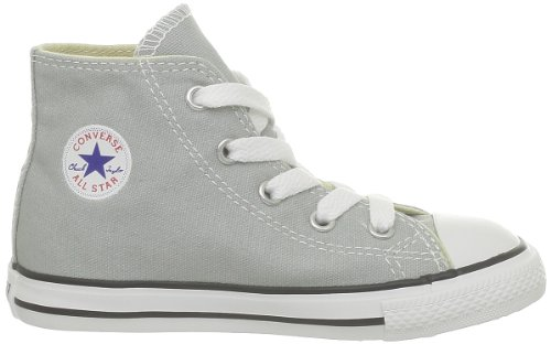 Converse Chuck Taylor All Star Season Hi, Baskets mode fille Gris (Gris Mirage)