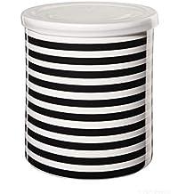 ASA Vorratsdose Ø 13,5 cm für Kreidebeschriftung Keramik weiß Deckel