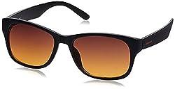 Fastrack Wayfarer Sunglasses (Black) (PC001AM16)