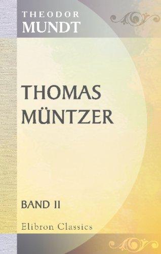 Thomas Müntzer: Ein deutscher Roman. Band 2