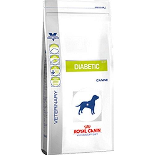 ROYAL CANIN Diabetic Trockenfutter für Hunde - Bei Diabetes mellitus 12 kg