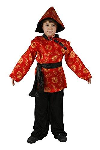 Imagen de atosa  disfraz de chino para niño, talla 10  12 años