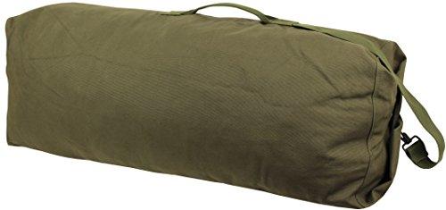 US Seesack aus 100% Canvas Baumwolle - verschiedene Größen und Farben OLIV