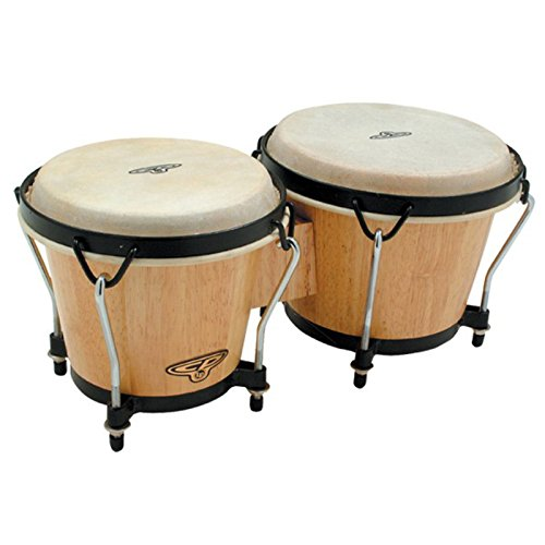 LP Latin Percussion Traditional Bongo Natural CP221-AW (Lp Professional Bongos)