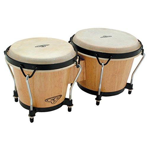 LP Latin Percussion Traditional Bongo Natural CP221-AW (Bongos Lp Professional)