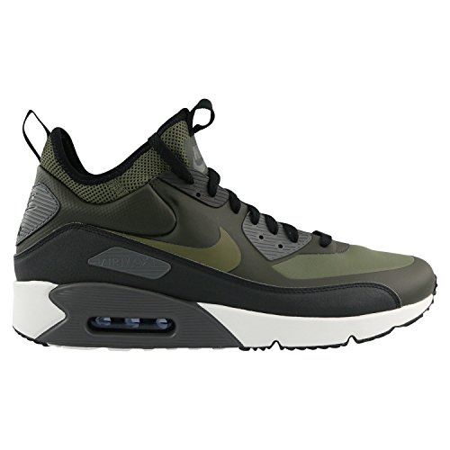 Nike Air Max 90 Ultra Mid Winter Sequoia Medium Olive - 41 EU
