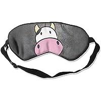 Cute Cow 99% Eyeshade Blinders Sleeping Eye Patch Eye Mask Blindfold For Travel Insomnia Meditation preisvergleich bei billige-tabletten.eu