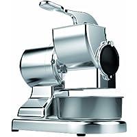 RGV Maxi Vip 8G/S Plata - Rallador (Plata, Pan, Queso, Chocolate, Nueces, Corriente alterna, 370 W, 220-240, Corriente alterna)