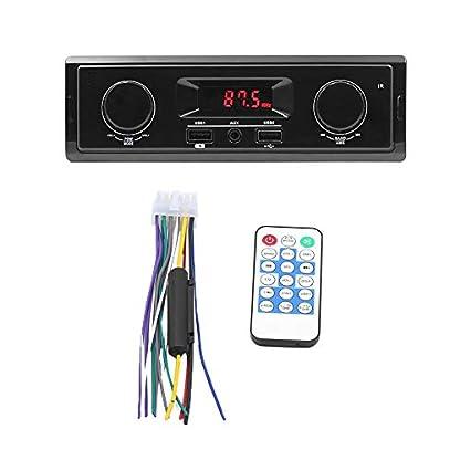 LbojailiAi-Autoradio-und-Autozubehr-Auto-Auto-Schnellladung-USB-Radio-Stereo-Audio-Musik-MP3-Player-FM-Transmitter