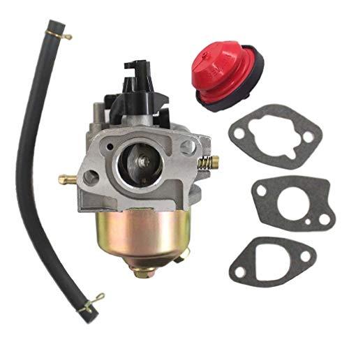 AISEN Carburateur avec joint pompe à essence pour MTD Troybilt Cub Cadet  751-10310 951-10310 Carb