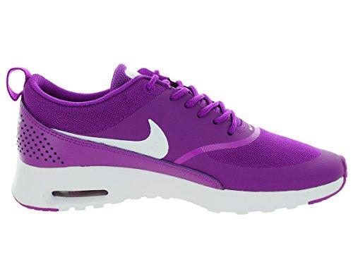 ... Nike Air Max Thea Damen Laufschuhe Morado (Vivid Purple / White)