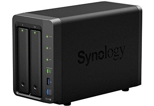 Ds718Plus, Network Attached Storage, 2Bay
