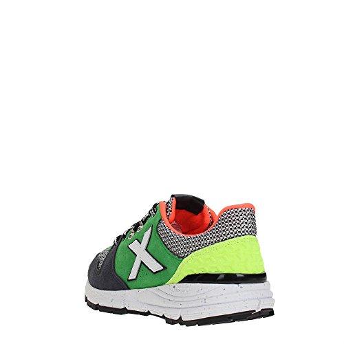 Munich 846000 Sneakers Homme Vert / Noir