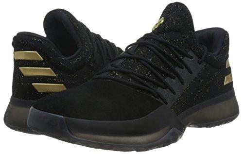 Adidas Harden Vol. 1 PK Herren Basketballschuh Black