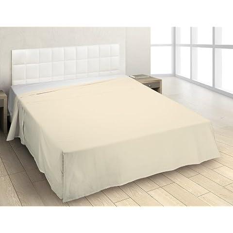 Burrito Blanco - Encimera suelta Puzzle 03 marfil para cama de 150/160x190/200 cm
