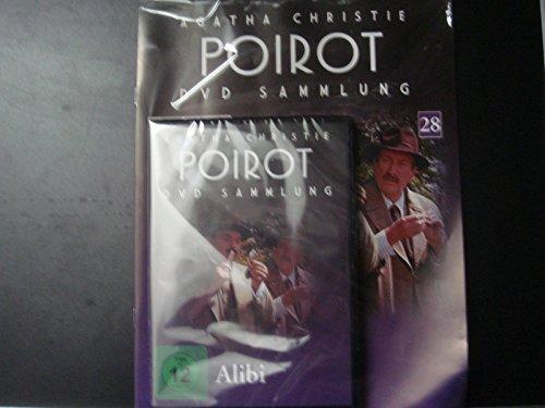 Hachette Agatha Christie DVD Sammlung 28 - Alibi