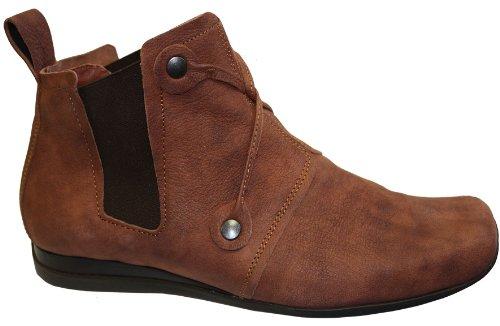 Think! Boots Gelek, Stivali donna Marrone (Hazel)