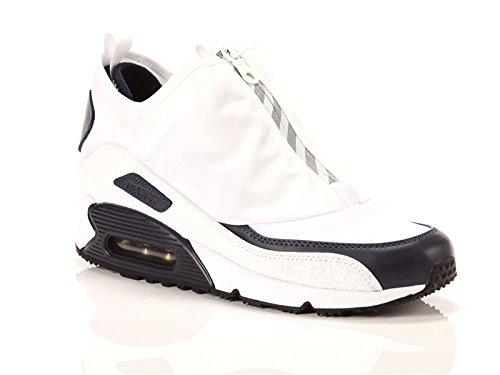 Nike 858956-100, Chaussures de Sport Homme Blanc