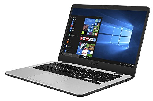 "Asus Vivobook S14 S405UR-BM036T Ultrabook 14"" Full HD Gris métal (Intel Core i5, 6 Go de RAM, Disque dur 500 Go + SSD 128 Go, Nvidia GeForce 930MX 2G, Windows 10)"