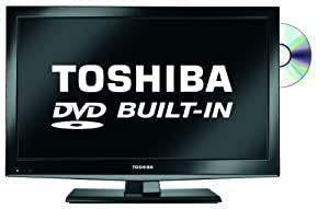 "Toshiba 19DL502B2 - 19"" High Definition LED TV with built-in DVD Player (Discontinued by Manufacturer)"
