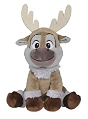 Idea Regalo - Simba 25cm Disney Frozen 2, Friends Sven 25 cm, Colore, 6315877642