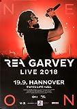 TheConcertPoster Rea Garvey - Live, Hannover 2018 |