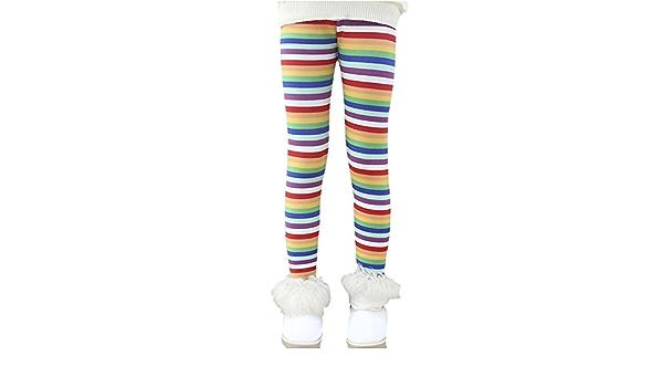 Minuya Kleinkind Baby M/ädchen Baumwolle R/öcke Leggings Einfarbig Winter Warm Stretchy Elastisch Hose Leggins 1-4 Jahre