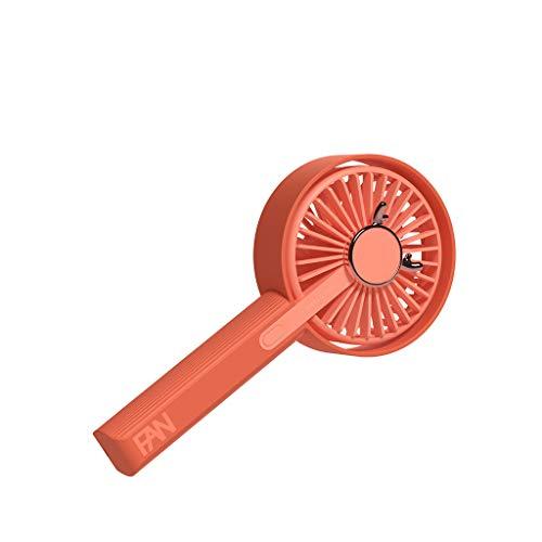 oration Zum Party Hochzeit Weihnachten Festival,Wiederaufladbarer tragbarer USB-Lüfter Handheld-Mini-Lüfter ()