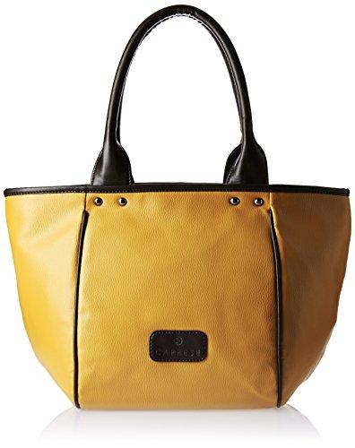 Caprese Aniston Women s Tote Bag (Ochre) 1d4b329a2c
