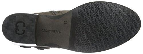 Gerry Weber - Padua 04, Stivali a metà polpaccio non imbottiti Donna Grigio (Grau (anthrazit 700))