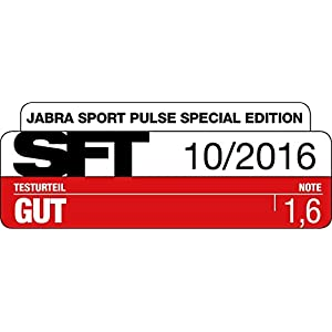 Jabra Sport Pulse Special Edition Wireless Bluetooth: Amazon.co.uk: Electronics