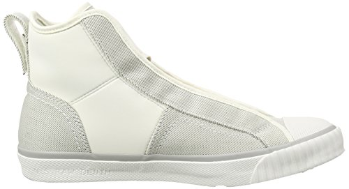 G-Star SCUBA, Sneakers Basses homme Blanc (bright white)