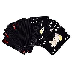 Idea Regalo - Scatola gioco di carte con immagini del Kamasutra erotico Sexy Coquin