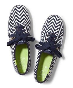 Keds  Taylor Swift Champion, Baskets mode pour femme - Zig Zag Navy