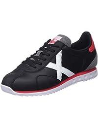 220d4374 Amazon.es: zapatillas munich negras - 2040900031 / Zapatillas ...