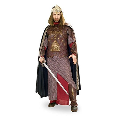 Herr der Ringe Herren Kostüm Aragorn König von Gondor (Aragorn Herr Ringe Kostüme Der)