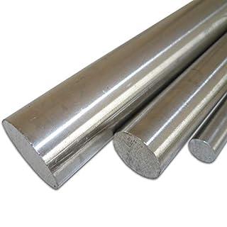 B&T Metall Edelstahl Rund Drm. Ø 5 mm 1.4305 blank gezogen h9-3 Stück à 995 mm (3 Meter Stange geteilt)