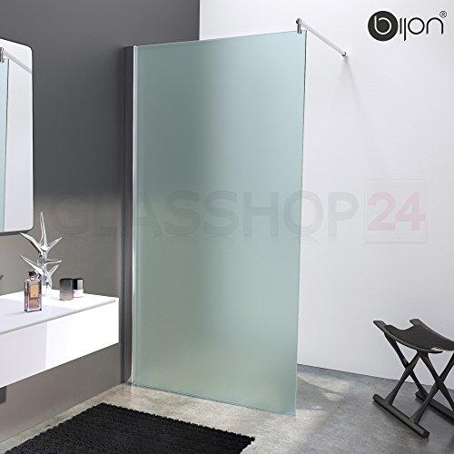 Hochwertige Design Duschwand mit Nanoeffekt | 110 x 200 cm | M3 bijon®