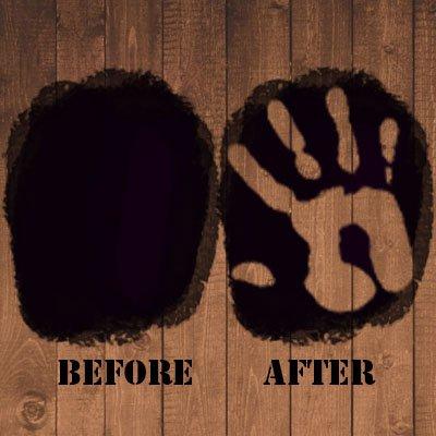 Farbwechsel Thermochrome Sprayable Lack Tinte Farbe, 400ml-Touch & Reveal für Holz/Keramik/Metall/Glas 27C - 29 Farbe Tinte