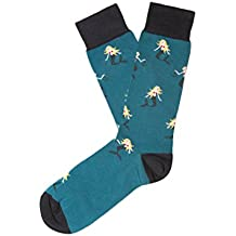 Jimmy Lion Damen Socken Mermaids