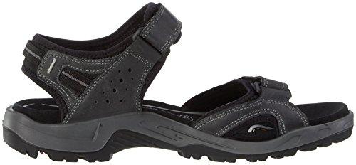 Ecco Offroad, Chaussures Multisport Outdoor Homme Gris (2038Marine)