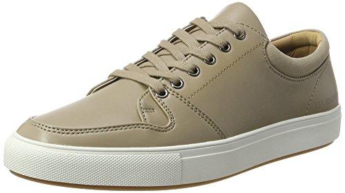 Ben Sherman Herren Common Sneaker, Gelb (Earth), 43 EU (Schuhe Herren Sherman Ben)