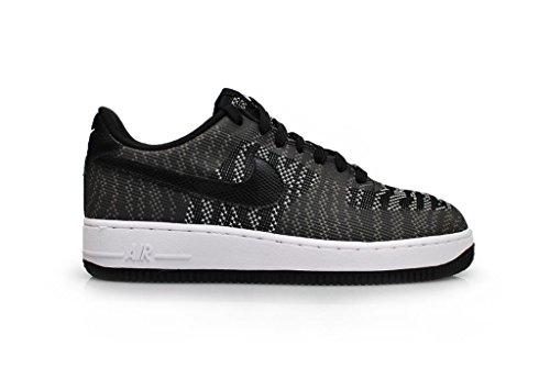 air force nike 1 07 KJCRD formateurs 718350 baskets chaussures - - white black 100