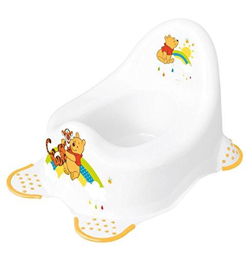 Disney Winnie the Pooh Steady Töpfchen (weiß)