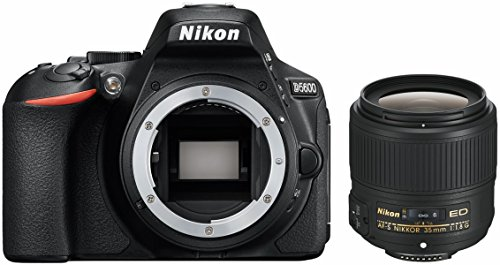 Nikon d5600+ af di p dx 35mm 1: 1,8g nikon d5600kit incluso af-s dx nikkor 35mm 1: 1.8g nero
