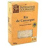 Patrimoine gourmand riz blanc de Camargue long grain 500g - ( Prix Unitaire ) - Envoi Rapide Et Soignée