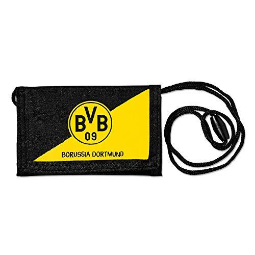 Borussia Dortmund Brustbeutel / Geldbörse / Portemonnaie / Geldbeutel / Wallet BVB 09